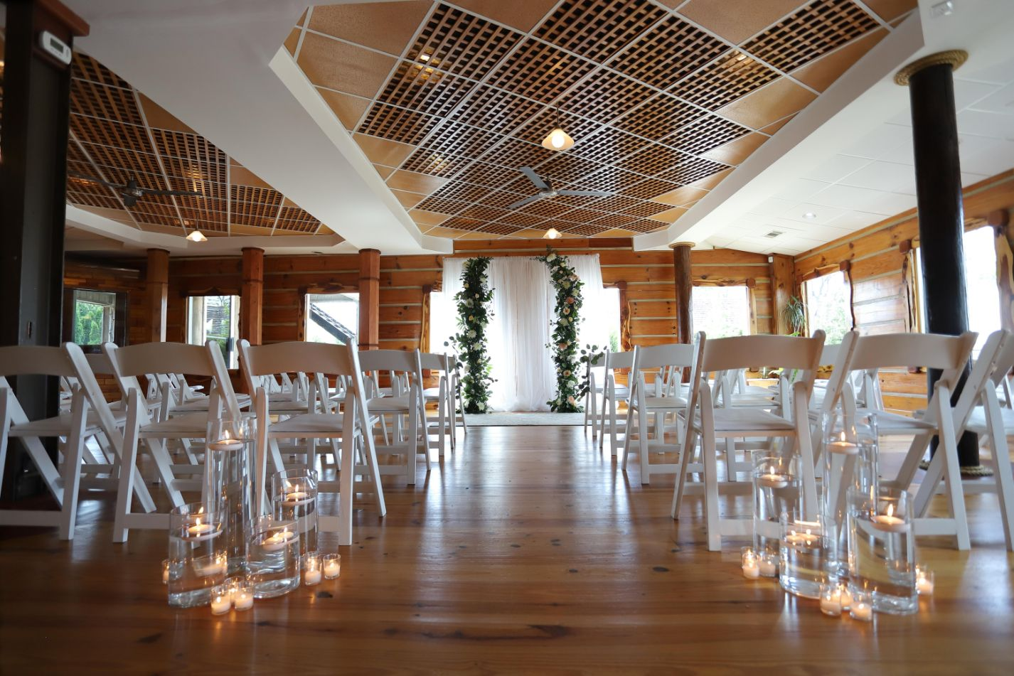 2 catering event center downstairs