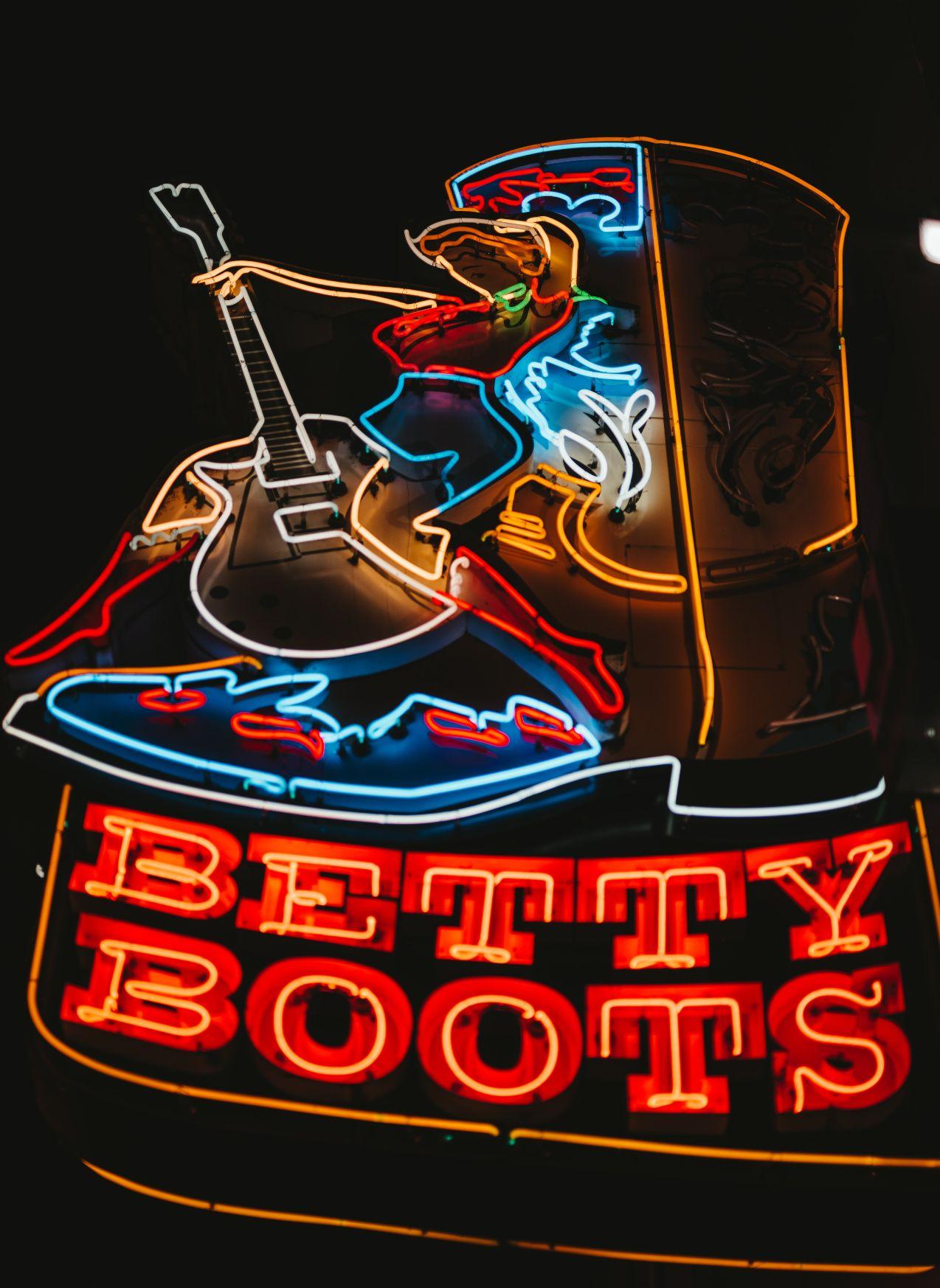 betty boots nashville destination wedding