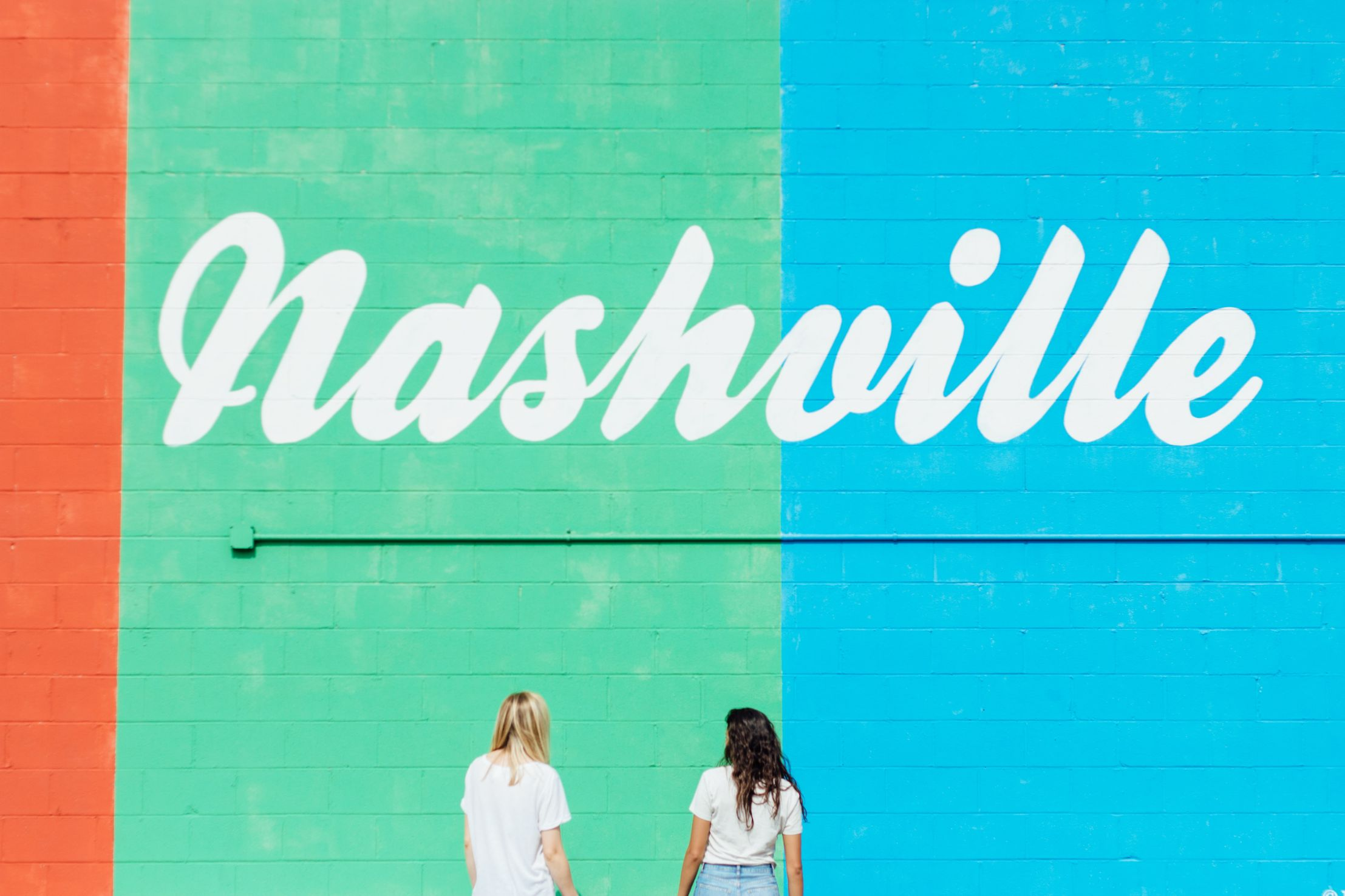 nashville mural nashville destination wedding